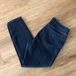 Loft 2019 Curvy Skinny Jeans